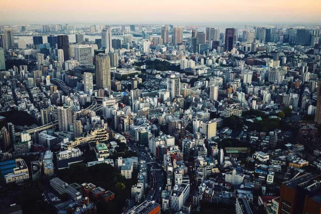 come scegliere alloggio in Giappone